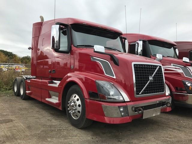 Volvo Trucks Canada >> 2014 Volvo Vnl 630 Heavy Trucks Canada
